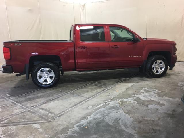 2018 Silverado 1500 Crew Cab 4x4,  Pickup #554646 - photo 8
