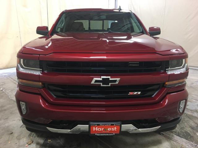 2018 Silverado 1500 Crew Cab 4x4,  Pickup #554646 - photo 4