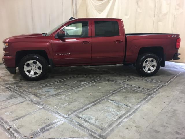 2018 Silverado 1500 Crew Cab 4x4,  Pickup #554646 - photo 5