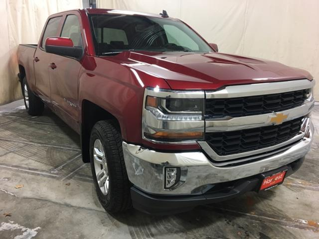 2018 Silverado 1500 Crew Cab 4x4,  Pickup #558493 - photo 3