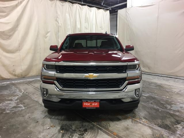 2018 Silverado 1500 Crew Cab 4x4,  Pickup #558493 - photo 4