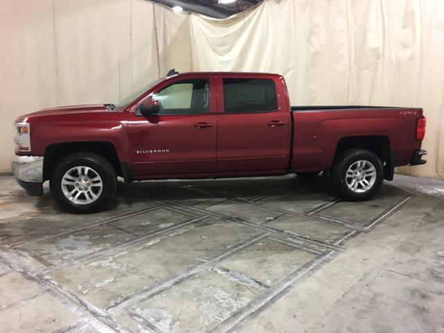 2018 Silverado 1500 Crew Cab 4x4,  Pickup #558493 - photo 5