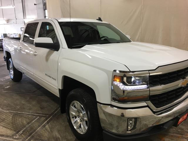 2018 Silverado 1500 Crew Cab 4x4,  Pickup #559150 - photo 3