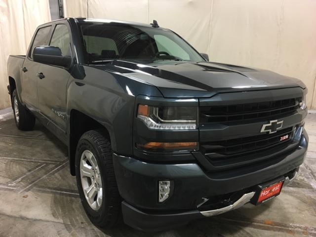 2018 Silverado 1500 Crew Cab 4x4,  Pickup #559262 - photo 2