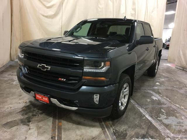 2018 Silverado 1500 Crew Cab 4x4,  Pickup #559262 - photo 4