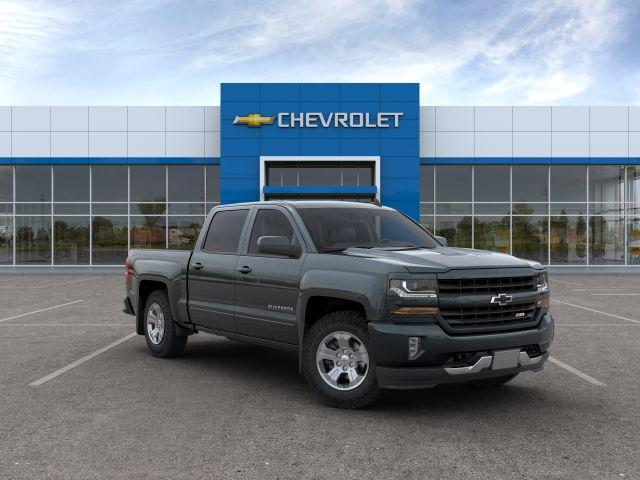 2018 Silverado 1500 Crew Cab 4x4,  Pickup #559262 - photo 36