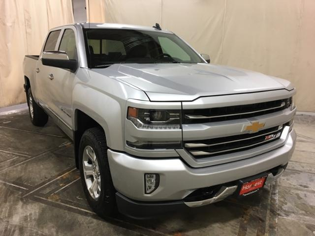 2018 Silverado 1500 Crew Cab 4x4,  Pickup #582505 - photo 3