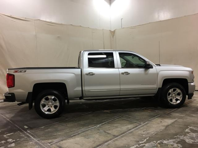 2018 Silverado 1500 Crew Cab 4x4,  Pickup #582505 - photo 8