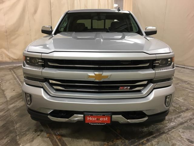 2018 Silverado 1500 Crew Cab 4x4,  Pickup #582505 - photo 4