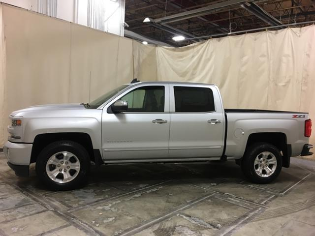 2018 Silverado 1500 Crew Cab 4x4,  Pickup #582505 - photo 5