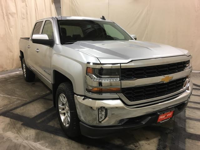2018 Silverado 1500 Crew Cab 4x4,  Pickup #595214 - photo 3