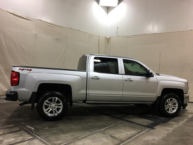 2018 Silverado 1500 Crew Cab 4x4,  Pickup #595214 - photo 8