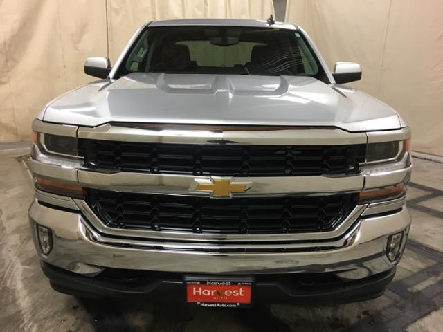 2018 Silverado 1500 Crew Cab 4x4,  Pickup #595214 - photo 4