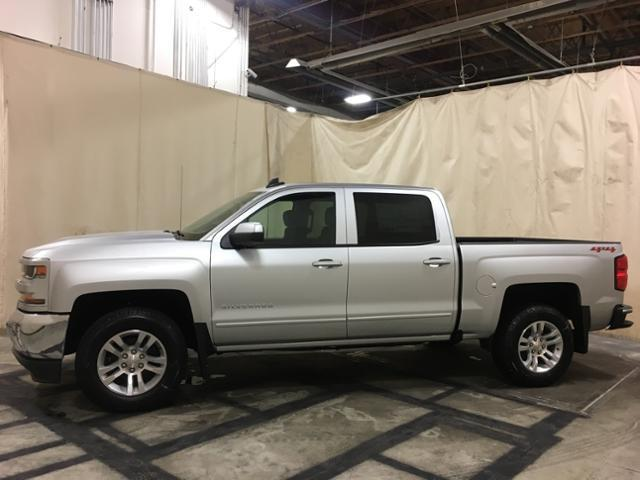 2018 Silverado 1500 Crew Cab 4x4,  Pickup #595214 - photo 5