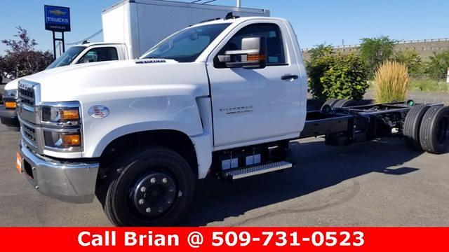 2019 Chevrolet Silverado 5500 Regular Cab DRW RWD, Cab Chassis #811480 - photo 1