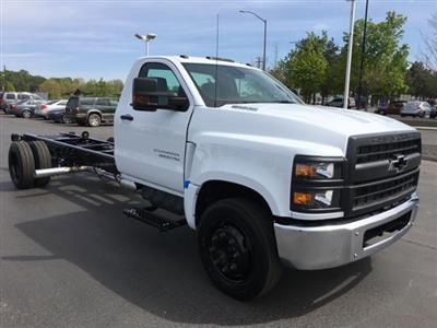 2019 Chevrolet Silverado 5500 Regular Cab DRW 4x2, Cab Chassis #811480 - photo 3