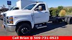 2019 Chevrolet Silverado 5500 Regular Cab DRW 4x2, Cab Chassis #811480 - photo 1