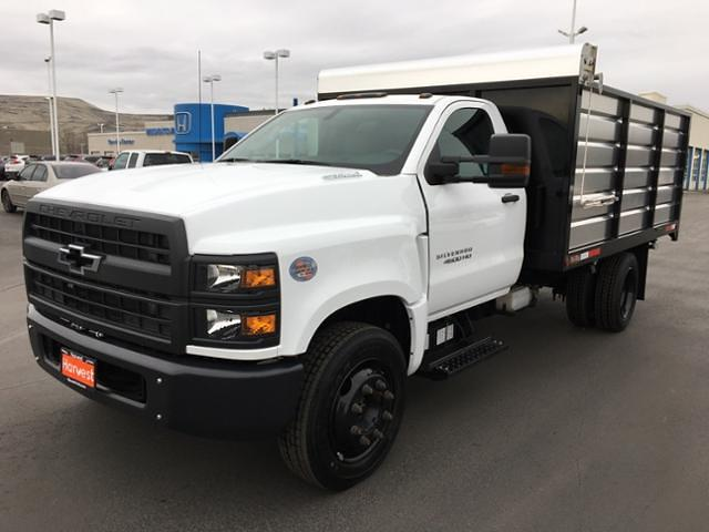 2019 Chevrolet Silverado 4500 Regular Cab DRW RWD, The Fab Shop Landscape Dump #851273 - photo 1