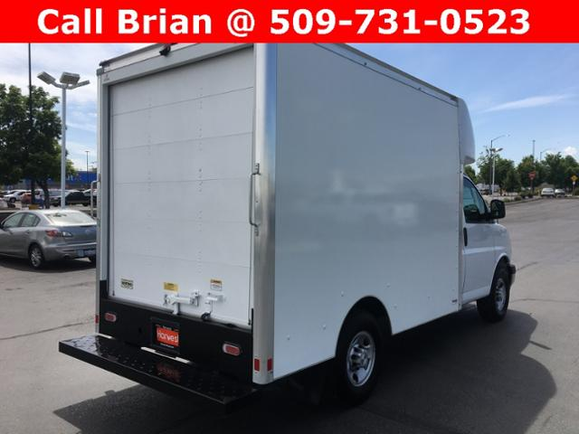 2019 Chevrolet Express 3500 RWD, Supreme Cutaway Van #F216832 - photo 1