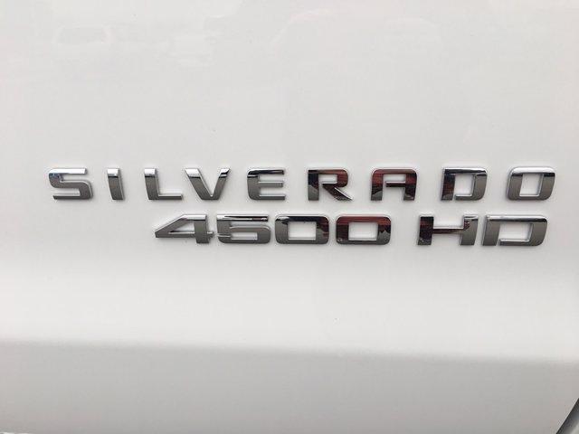 2020 Chevrolet Silverado 4500 Regular Cab DRW 4x2, Rugby Platform Body #F229470 - photo 10