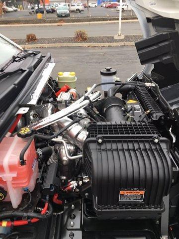 2020 Chevrolet Silverado 4500 Regular Cab DRW 4x2, Rugby Platform Body #F229470 - photo 13