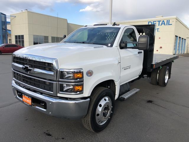 2020 Chevrolet Silverado 4500 Regular Cab DRW 4x2, Cab Chassis #F229471 - photo 1