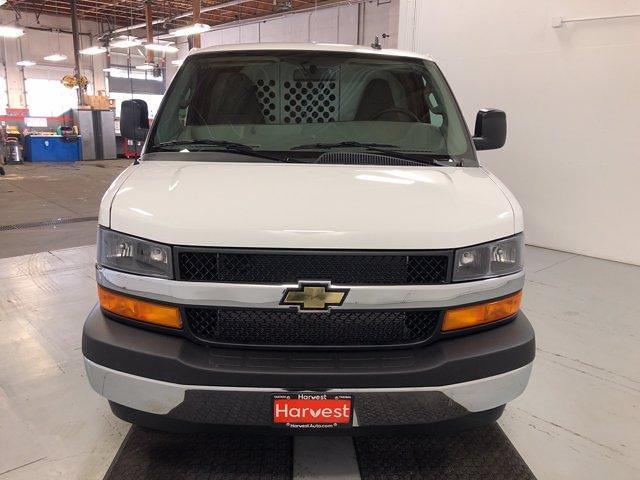 2020 Chevrolet Express 2500 4x2, Empty Cargo Van #F257317 - photo 1