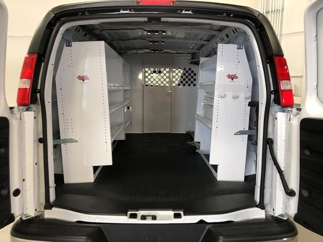 2020 Chevrolet Express 2500 4x2, Harbor Upfitted Cargo Van #F274062 - photo 1