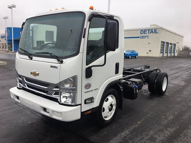2020 Chevrolet LCF 5500XD Regular Cab DRW 4x2, Cab Chassis #F304133 - photo 1