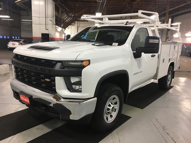 2020 Chevrolet Silverado 3500 Regular Cab 4x4, Service Body #F312178 - photo 1