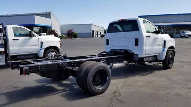 2020 Chevrolet Silverado 5500 Regular Cab DRW 4x2, Cab Chassis #F639751 - photo 1
