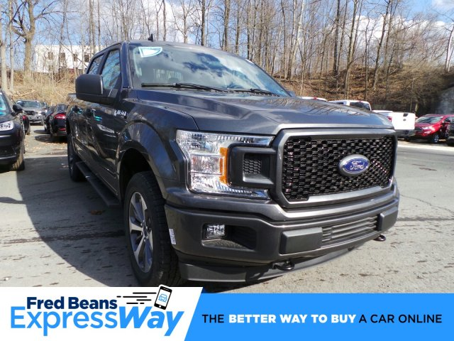 2020 Ford F-150 SuperCrew Cab 4x4, Pickup #F00185 - photo 1