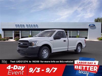2020 Ford F-150 Regular Cab RWD, Pickup #F00240 - photo 1
