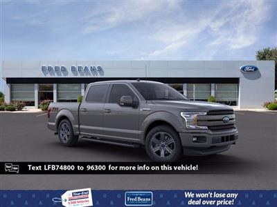 2020 Ford F-150 SuperCrew Cab 4x4, Pickup #F00587 - photo 1