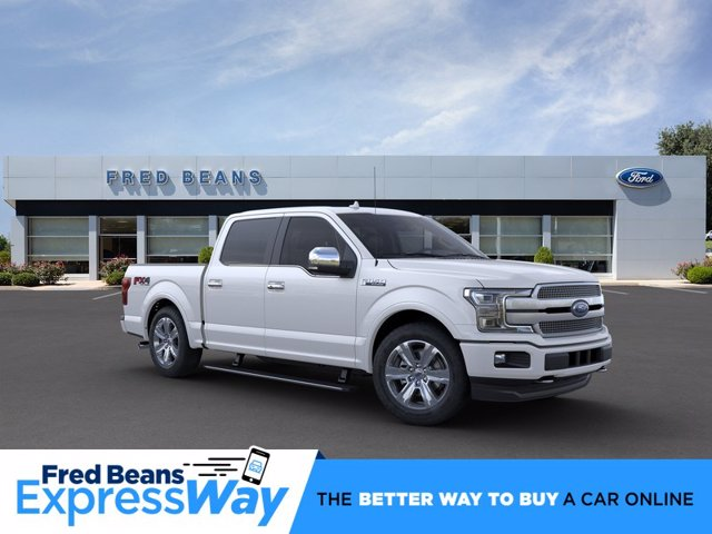 2020 Ford F-150 SuperCrew Cab 4x4, Pickup #F00703 - photo 1