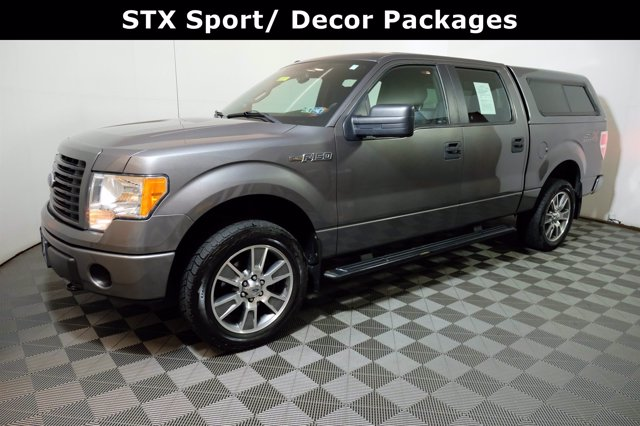 2014 Ford F-150 SuperCrew Cab 4x4, Pickup #F008471 - photo 14
