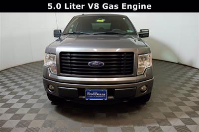 2014 Ford F-150 SuperCrew Cab 4x4, Pickup #F008471 - photo 15