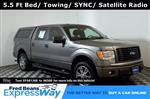 2014 Ford F-150 SuperCrew Cab 4x4, Pickup #F008471 - photo 1