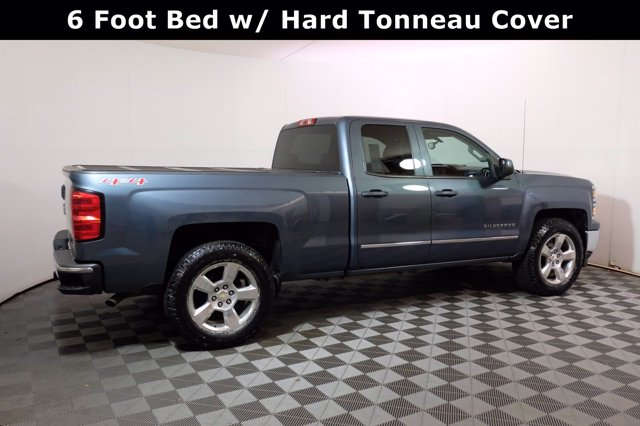 2014 Chevrolet Silverado 1500 Double Cab 4x4, Pickup #F008821 - photo 3