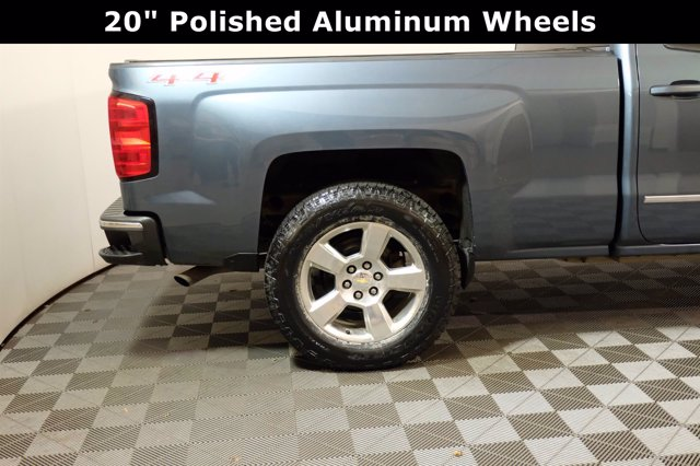 2014 Chevrolet Silverado 1500 Double Cab 4x4, Pickup #F008821 - photo 6