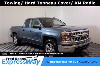 2014 Chevrolet Silverado 1500 Double Cab 4x4, Pickup #F008821 - photo 1