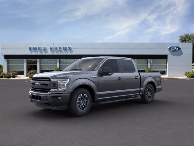 2020 Ford F-150 SuperCrew Cab 4x4, Pickup #F00918 - photo 5