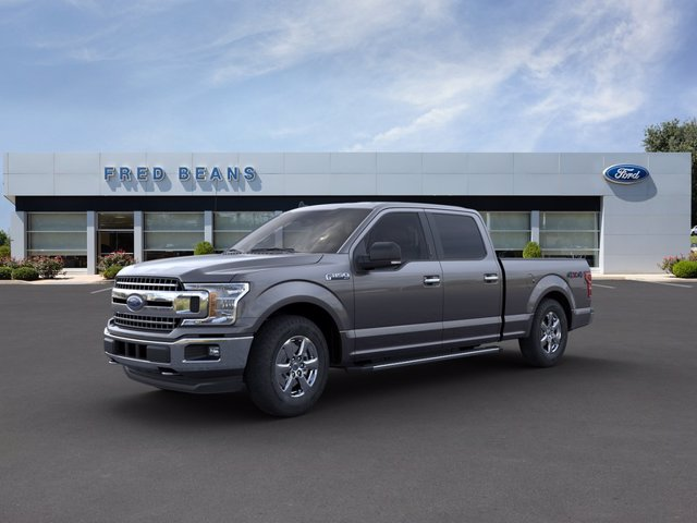 2020 Ford F-150 SuperCrew Cab 4x4, Pickup #F00993 - photo 3