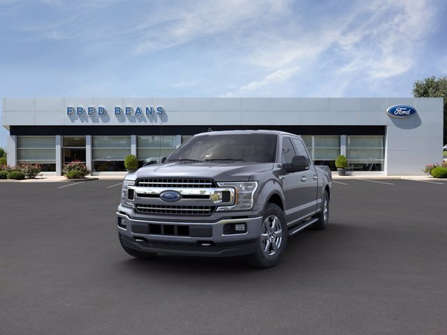 2020 Ford F-150 SuperCrew Cab 4x4, Pickup #F00993 - photo 4