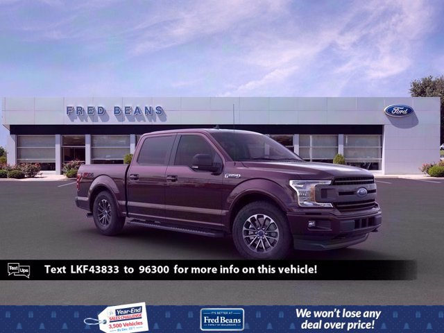 2020 Ford F-150 SuperCrew Cab 4x4, Pickup #F01006 - photo 1