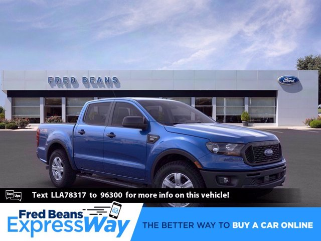 2020 Ford Ranger SuperCrew Cab 4x4, Pickup #F01010 - photo 1