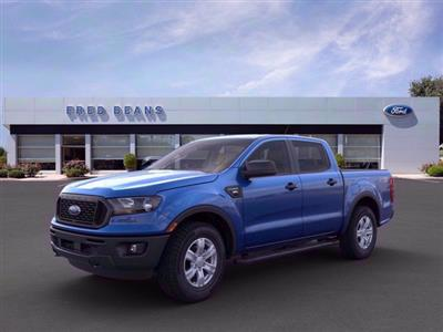 2020 Ford Ranger SuperCrew Cab 4x4, Pickup #F01010 - photo 3