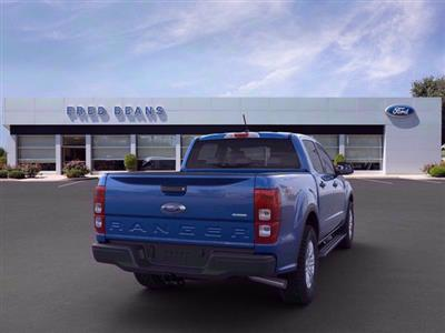 2020 Ford Ranger SuperCrew Cab 4x4, Pickup #F01010 - photo 2