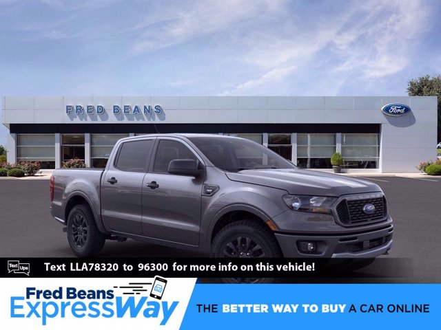 2020 Ford Ranger SuperCrew Cab 4x4, Pickup #F01027 - photo 1