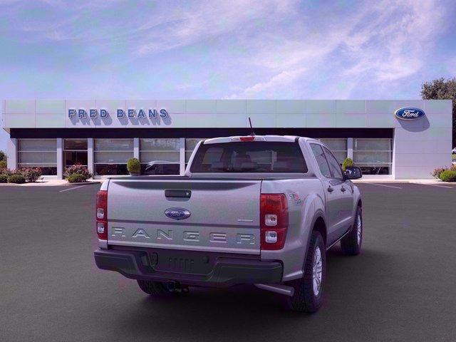 2020 Ford Ranger SuperCrew Cab 4x4, Pickup #F01058 - photo 2